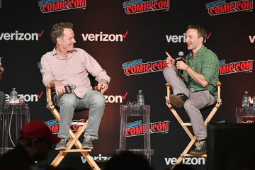 Breckin Meyer New York Comic Con 2018 -  Day 1