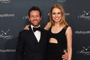 """Ian Bohen and Megan Irminger attend the Breguet """"Classic Tour"""" at Carnegie Hall on July 12, 2018 in New York City."""