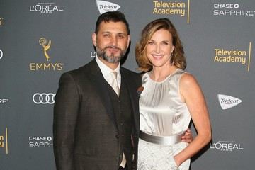 Brenda Strong The Television Academy Hosts Reception for Emmy-Nominated Performers - Arrivals