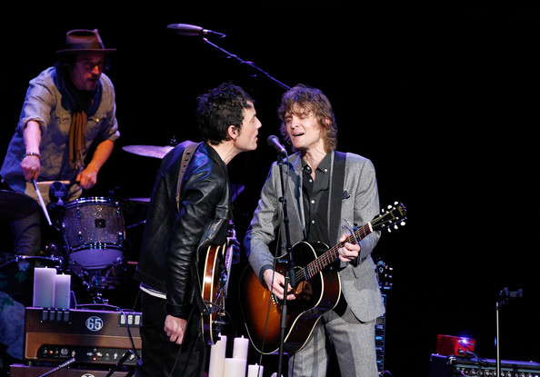 Brendan Benson and Friends Perform in Nashville