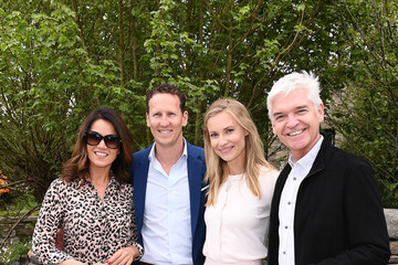 Brendan Cole RHS Chelsea Flower Show 2019 - Press Day