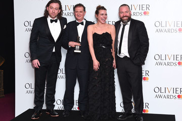 Brendan Cowell The Olivier Awards 2017 - Winners Room