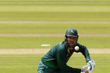 Brendan Taylor Somerset v Nottinghamshire - Royal London One-Day Cup Play Off