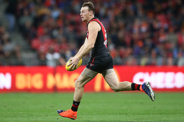 Brendon Goddard AFL Rd 11 - GWS v Essendon