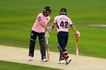 Brendon McCullum Sussex Sharks v Middlesex - NatWest T20 Blast