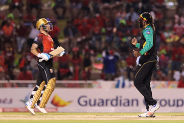 Brendon McCullum Winner Playeroff 2 v Loser Play off 1 - 2018 Hero Caribbean Premier League (CPL) Tournament Semi Final