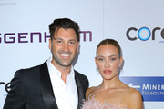 Maksim Chmerkovskiy and Peta Murgatroyd attend The Brent Shapiro Foundation for Drug Prevention Summer Spectacular Gala at The Beverly Hilton Hotel on September 21, 2019 in Beverly Hills, California.