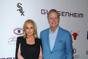 Kathy Hilton and Rick Hilton  attend The Brent Shapiro Foundation for Drug Prevention Summer Spectacular Gala at The Beverly Hilton Hotel on September 21, 2019 in Beverly Hills, California.