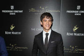 Brenton Thwaites Remy Martin Presents 'Pirates of the Caribbean: Dead Men Tell No Tales' Screening and After Party