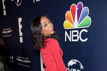 Bresha Webb Universal, NBC, Focus Features, E! Entertainment Golden Globes After Party Sponsored by Chrysler