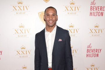 Bret Lockett The XXIV Karat Launch Party