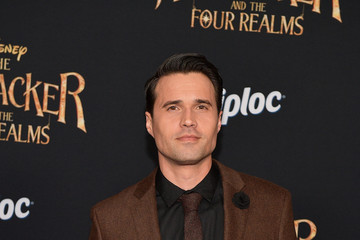 Brett Dalton Premiere Of Disney's 'The Nutcracker And The Four Realms' - Arrivals
