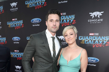 Brett Dalton The World Premiere of Marvel Studios' 'Guardians of the Galaxy Vol. 2'