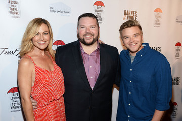 Brett Davern MJ Dougherty's 'Life Lessons From a Total Failure' Book Launch Party