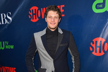 Brett Dier CBS, CW and Showtime 2015 Summer TCA Party - Arrivals