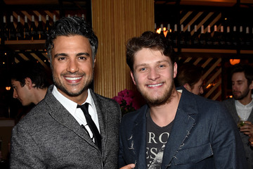 Brett Dier The CW Network's 2015 Upfront - Party