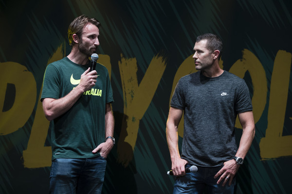 Nike Football: Australian National Team Kit Launch []