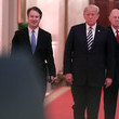 Donald Trump Brett Kavanaugh Photos