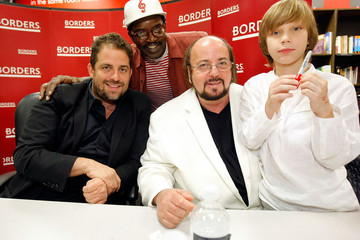 "Andre Toback Brett Ratner Discusses James Toback's Book ""Jim"""