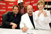 James Toback Fab Five Freddy Photos - 1 of 2 Photo