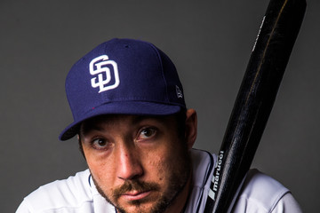 Brett Wallace San Diego Padres Photo Day