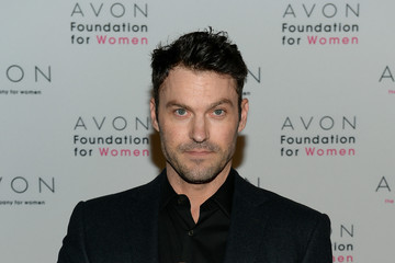 Brian Austin Green Megan Fox Launches the Avon Foundation