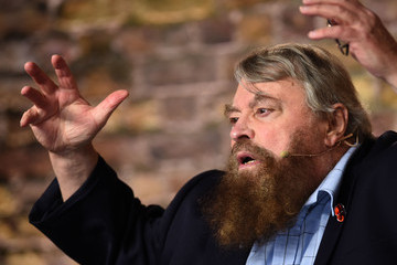 Brian Blessed Meet The Author: Brian Blessed