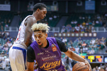 Brian Bowen Sydney Kings vs. Los Angeles Clippers