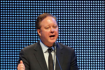 Brian France NASCAR Hall of Fame Induction Ceremony