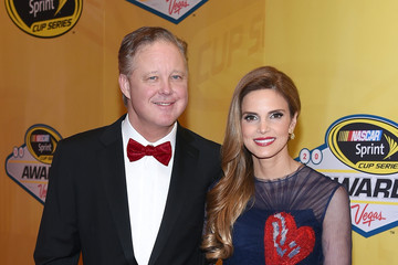 Brian France NASCAR Sprint Cup Series Awards - Red Carpet