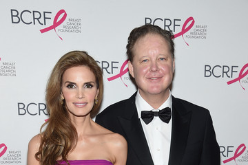 Brian France Breast Cancer Research Foundation Hot Pink Gala Hosted By Elizabeth Hurley - Arrivals