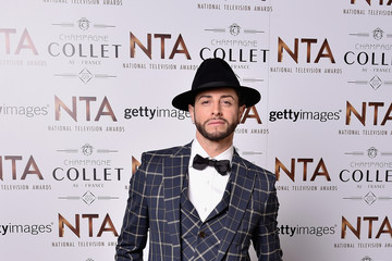 Brian Friedman National Television Awards - Inside Arrivals