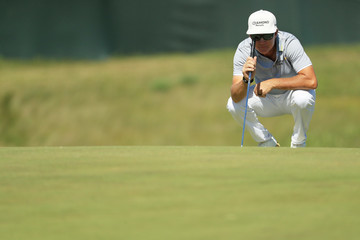 Brian Gay US Open - Round One