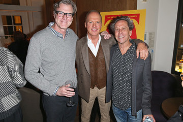 Brian Grazer Brian Grazer, The Weinstein Company and Casamigos Tequila Celebrate Michael Keaton at CUT Lounge