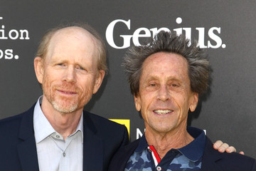 Brian Grazer National Geographic's Premiere Screening of 'Genius' in Los Angeles