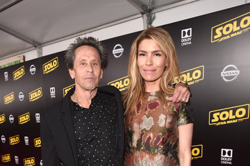 Brian Grazer Veronica Smiley Stars And Filmmakers Attend The World Premiere Of 'Solo: A Star Wars Story' In Hollywood