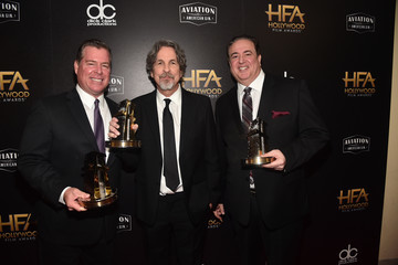 Brian Hayes Currie 22nd Annual Hollywood Film Awards - Press Room