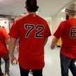 Brian Johnson The Boston Red Sox Bring Joy And Laughter With Their Annual Holiday Caravan To Boston Children's Hospital