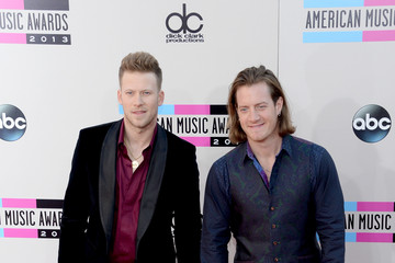 Brian Kelly Tyler Hubbard Arrivals at the American Music Awards — Part 3