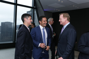 Brian Kilmeade George Bodenheimer Book Party at Hearst Tower