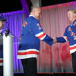 Brian Leetch Ronald McDonald House New York's Skate With The Greats