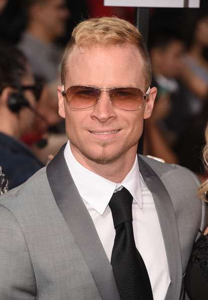brian littrell pictures arrivals at the mtv movie awards