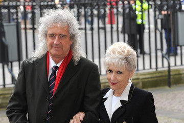Brian May Service of Thanksgiving for Lady Soames