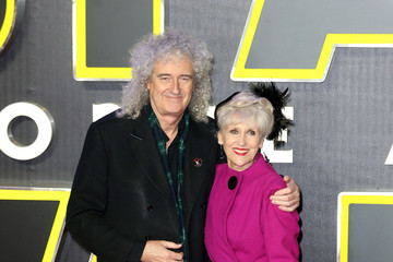 Brian May 'Star Wars: The Force Awakens' - European Film Premiere - Red Carpet Arrivals