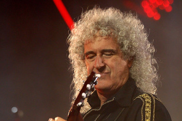 Brian May Queen and Adam Lambert Tour Stop
