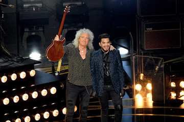 Brian May 91st Annual Academy Awards - Social Ready Content