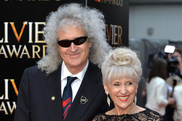 Brian May The Olivier Awards - Red Carpet Arrivals