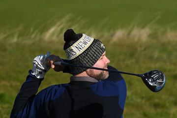 Brian McFadden Alfred Dunhill Links Championship - Day One