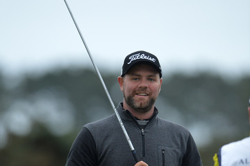 Brian McFadden Alfred Dunhill Links Championship - Day Two