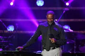 Brian McKnight Muhammad Ali's Celebrity Fight Night XXIII - Show